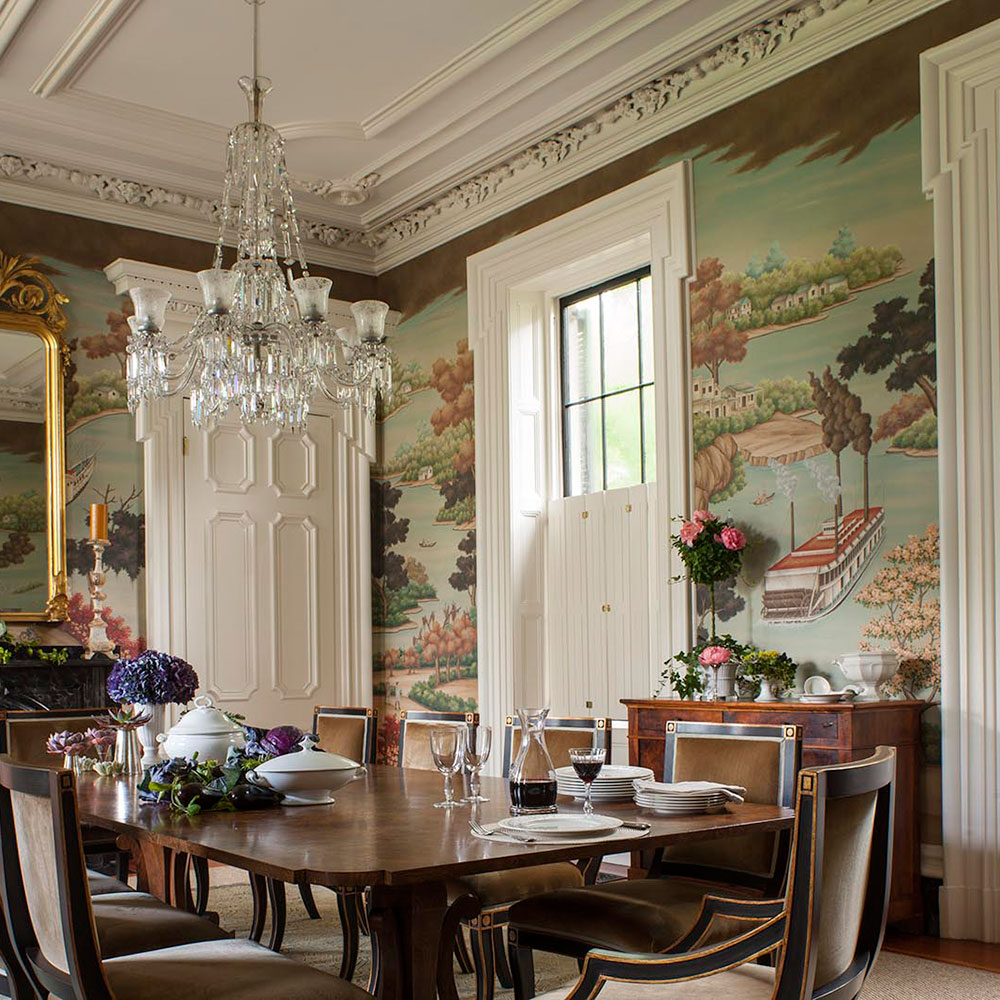 Handcrafted Wallcovering For Luxury Interior Design