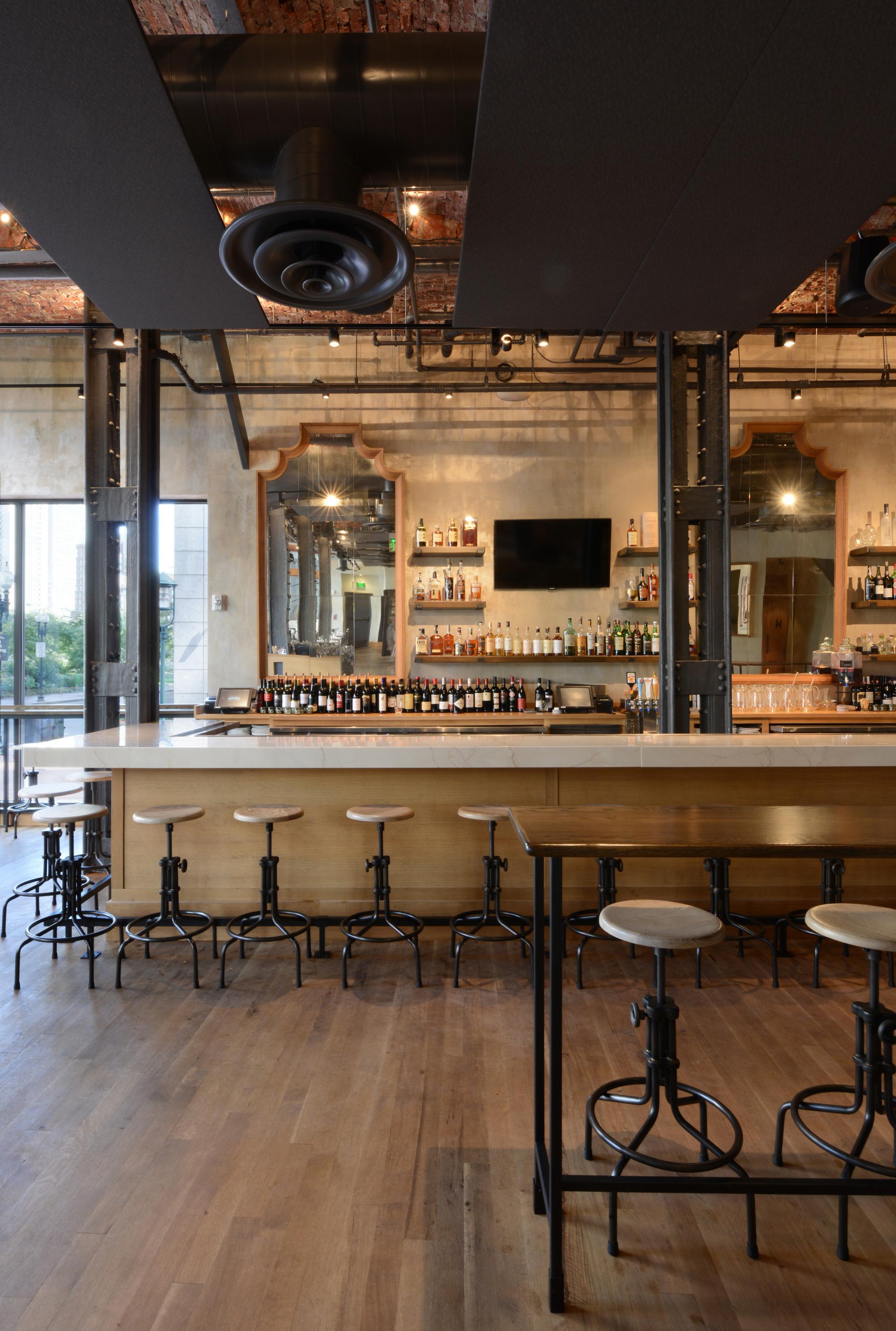 Nebo Restaurant Slc Interiors